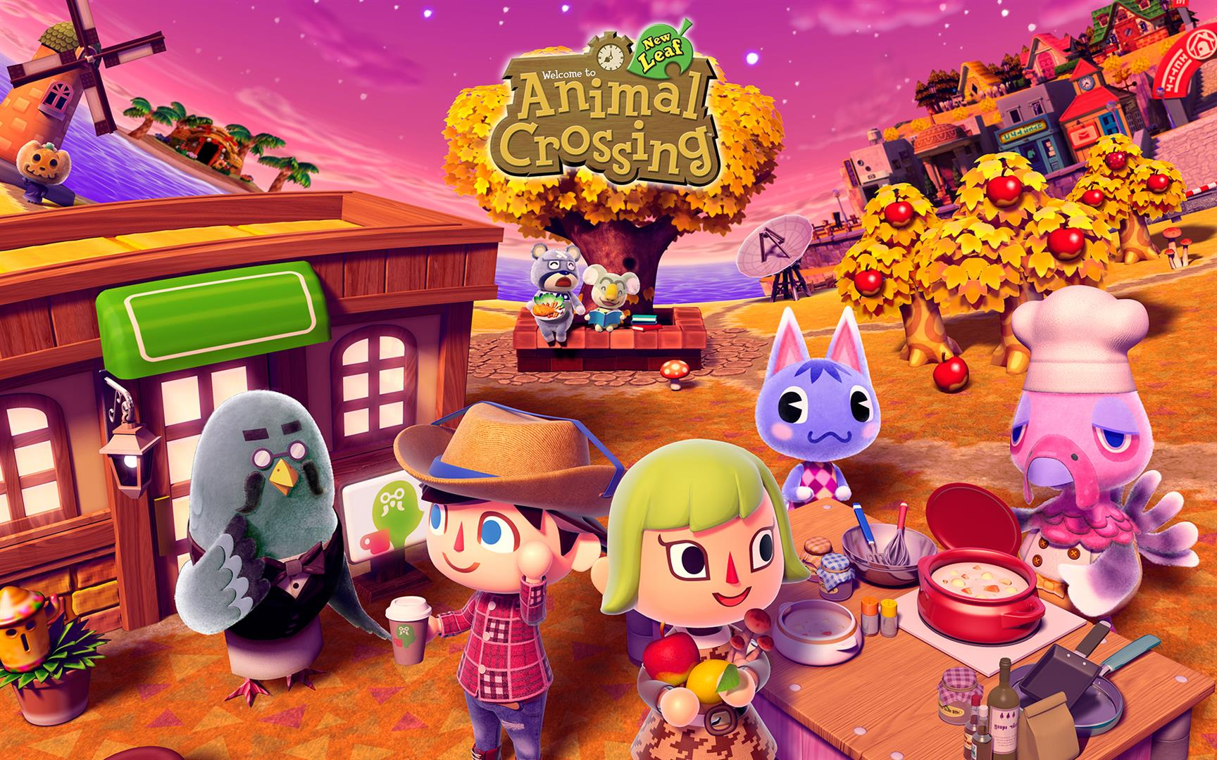 Animal Crossing New Leaf Mp3 Download Animal Crossing New Leaf Soundtracks For Free