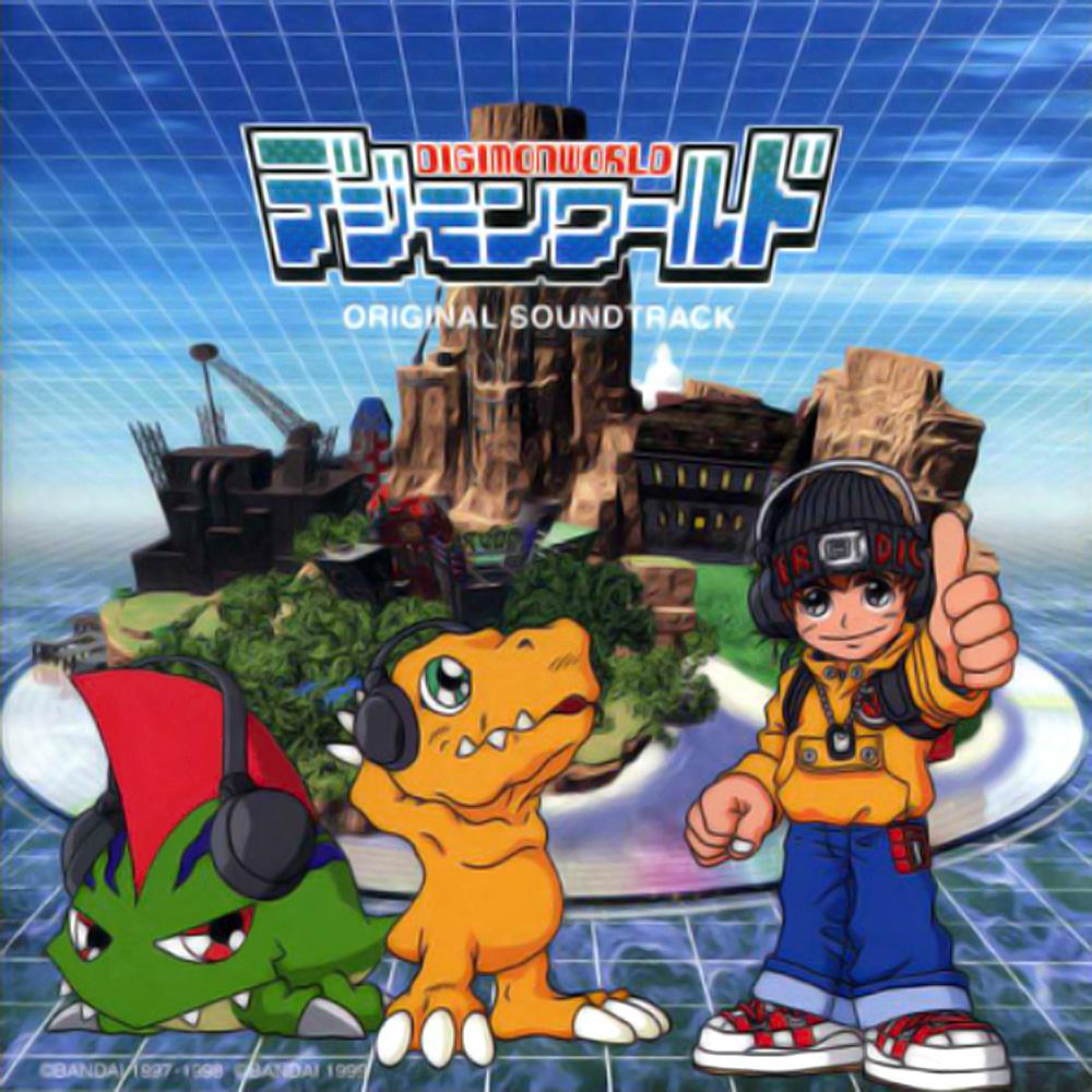 Digimon World Mp3 Download Digimon World Soundtracks For Free